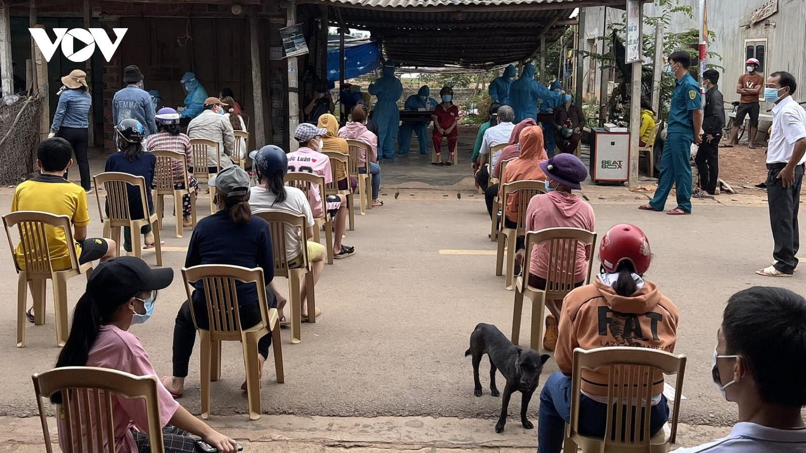 Khởi tố vụ án hình sự về hành vi làm lây lan dịch bệnh ở Bình Định