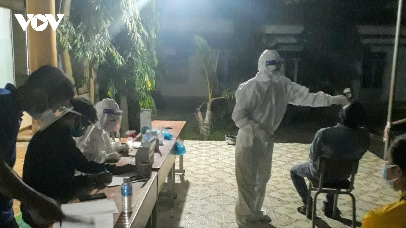 Đắk Lắk phong tỏa thêm 2 buôn vùng sâu vì ghi nhận 17 ca nghi nhiễm SARS-CoV-2