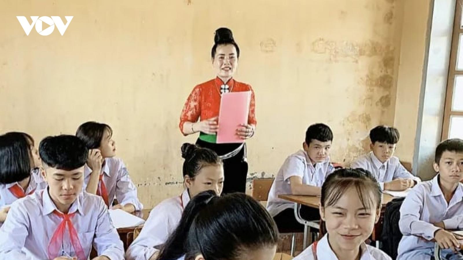 Lò Thị Ban - nghệ nhân nặng lòng với làn điệu dân ca Thái