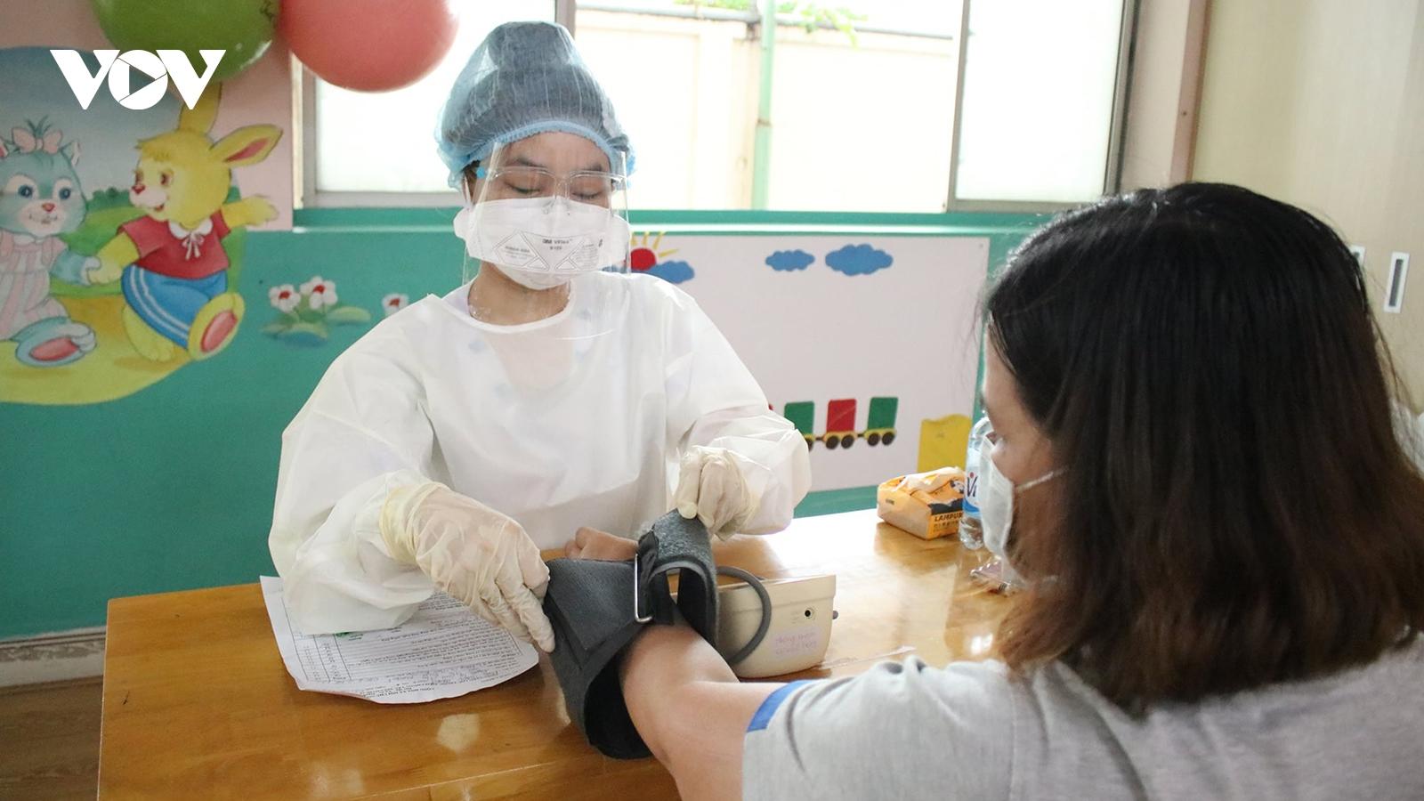 TP.HCM đã tiếp nhận hơn 6.000 nhân viên y tế chi viện chống dịch