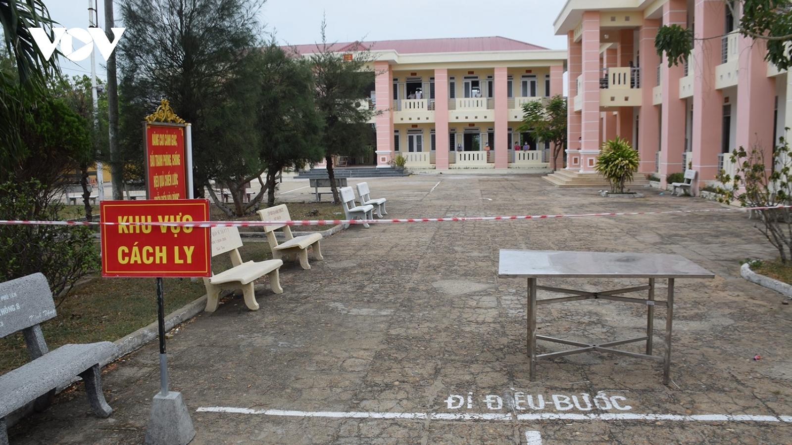 Phú Yên chuẩn bị các khu cách ly tập trung để đón người từ TP.HCM về