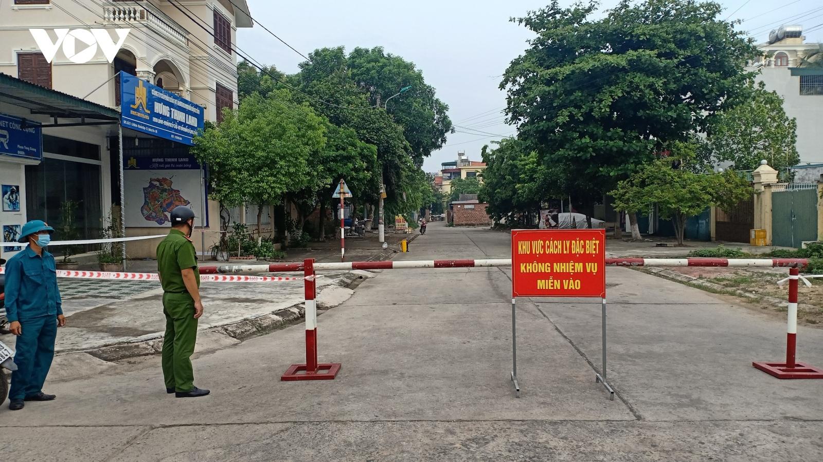 Quảng Ninh phát hiện1 ca F0 trong cộng đồng