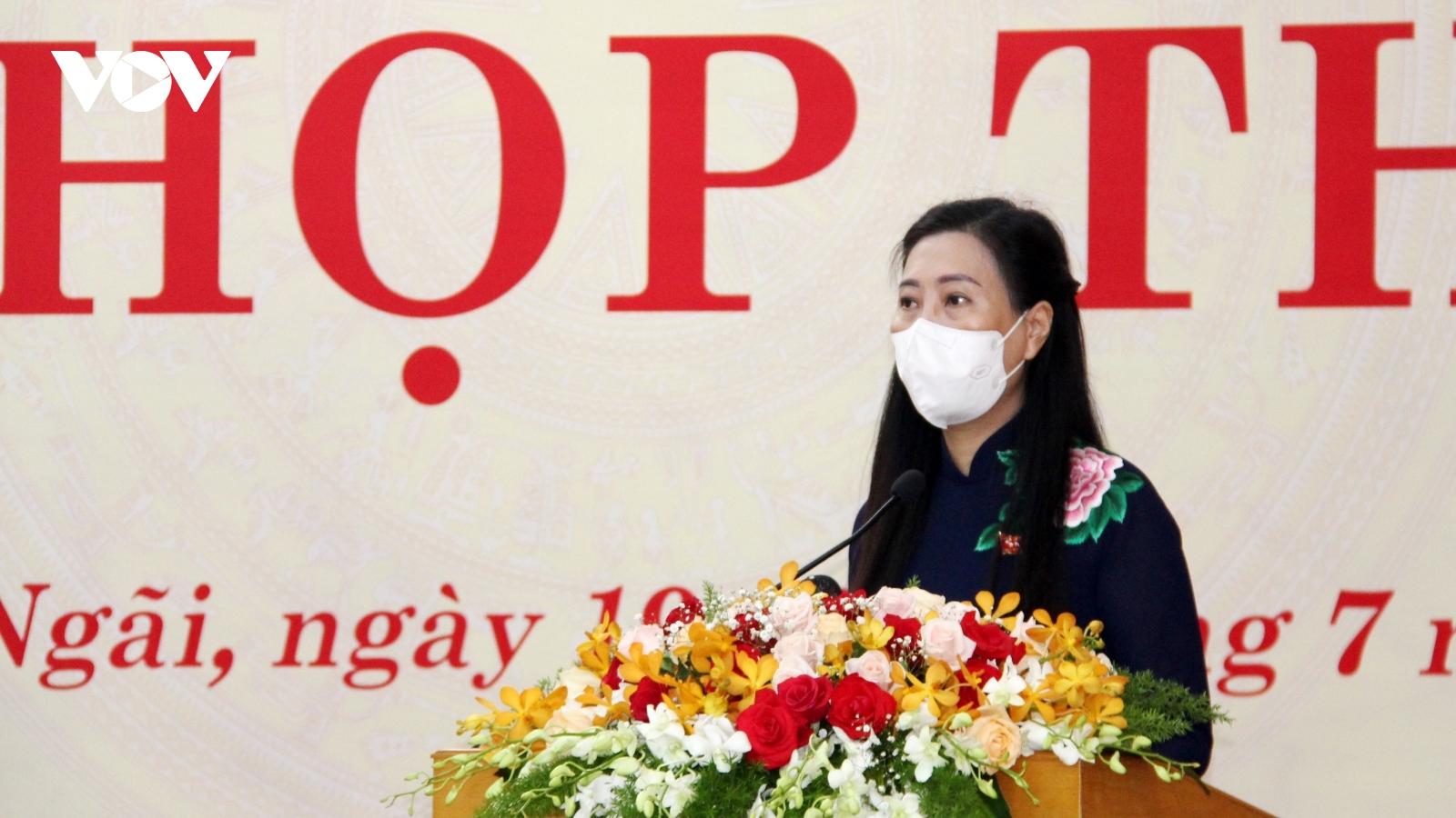 """Bí thư Tỉnh ủy Quảng Ngãi: Không """"mặc đồng phục"""" trong triển khai đường lối, chủ trương"""