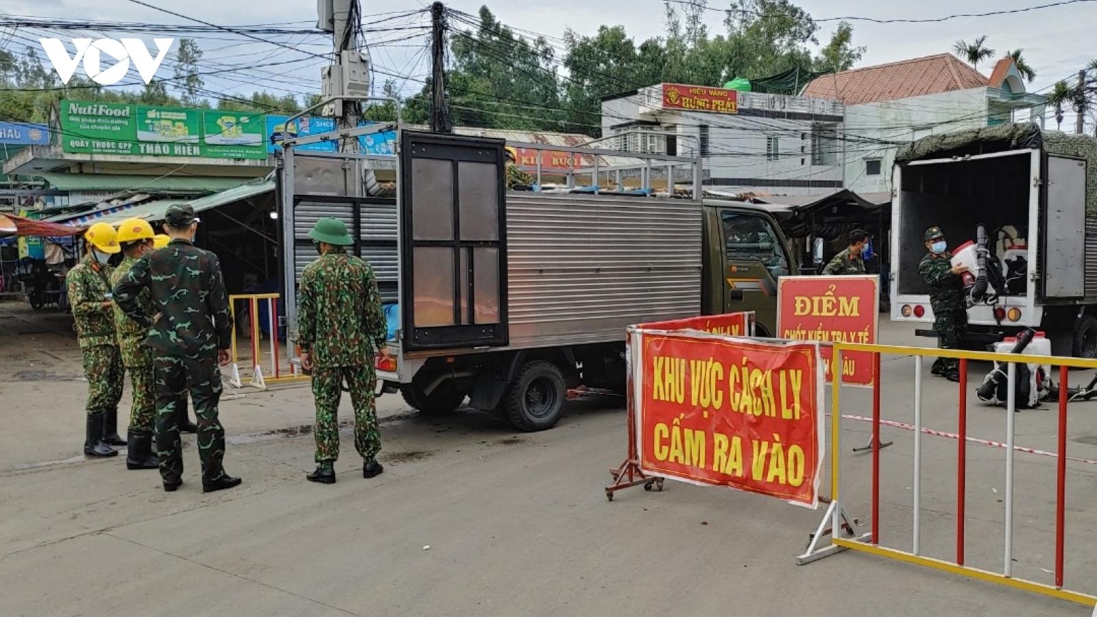 Quảng Ngãi cho phép nhà hàng mở cửa trở lại, phục vụ không quá 20 khách