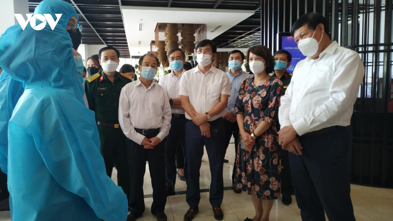 Quảng Ninh chủ động kịch bản có 1.000 bệnh nhân F0 trên địa bàn