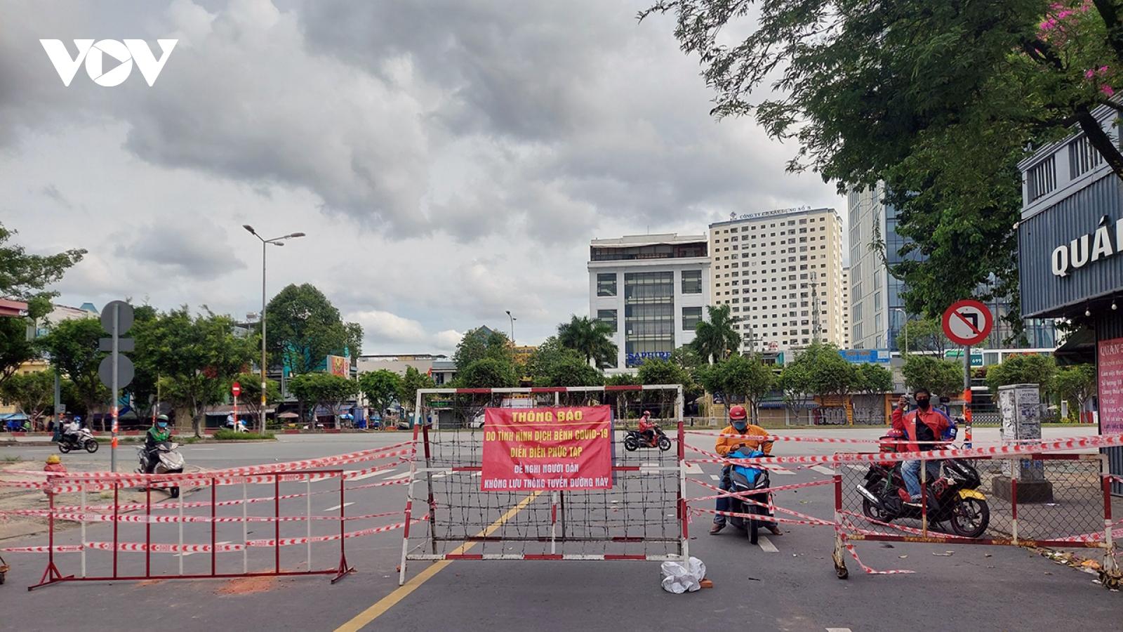 TP.HCM xử phạt gần 20.000 người vi phạm Chỉ thị 16