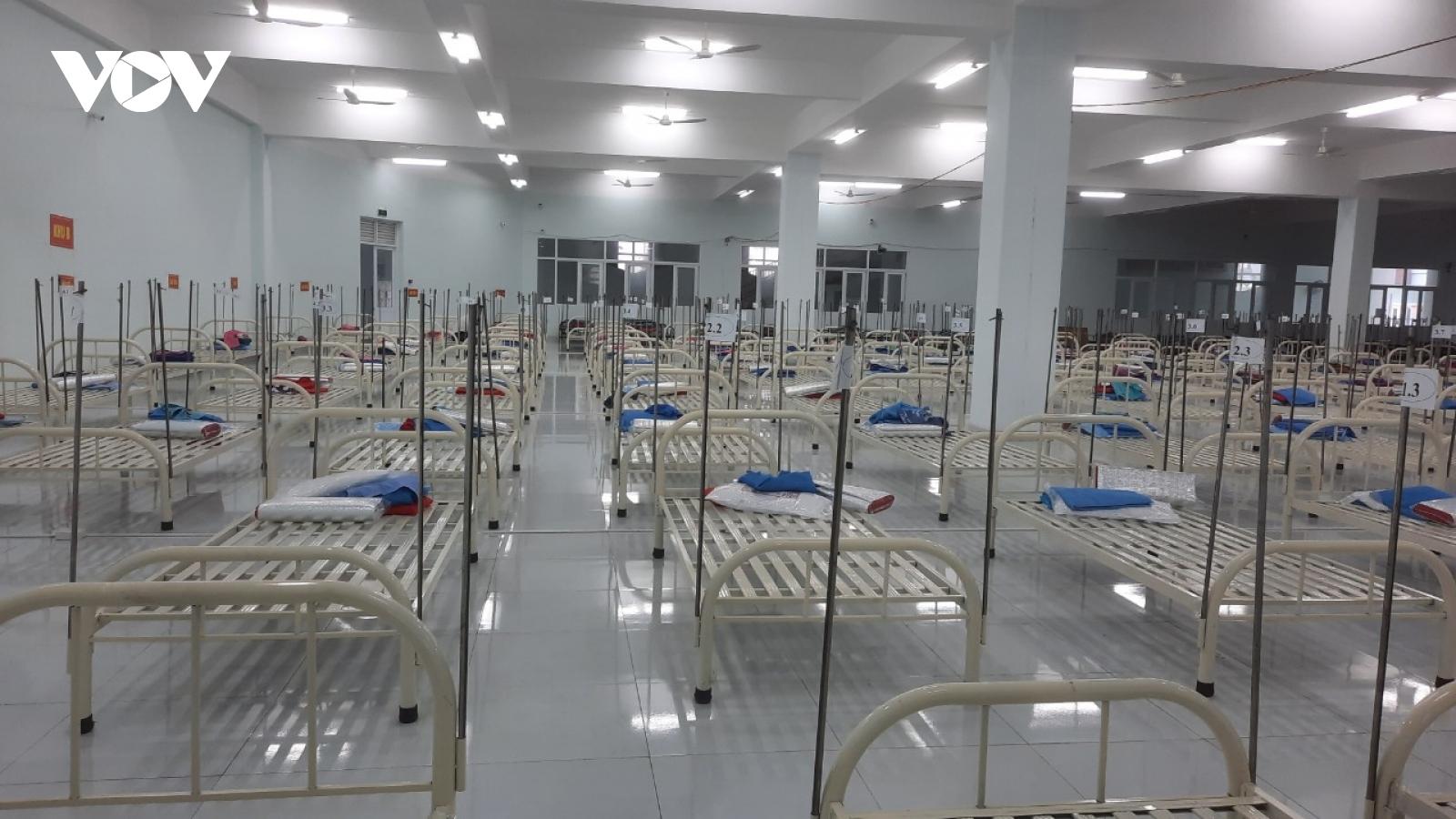 Tiền Giang khẩn trương xử lý các ổ dịch lớn tại 2 Khu công nghiệp