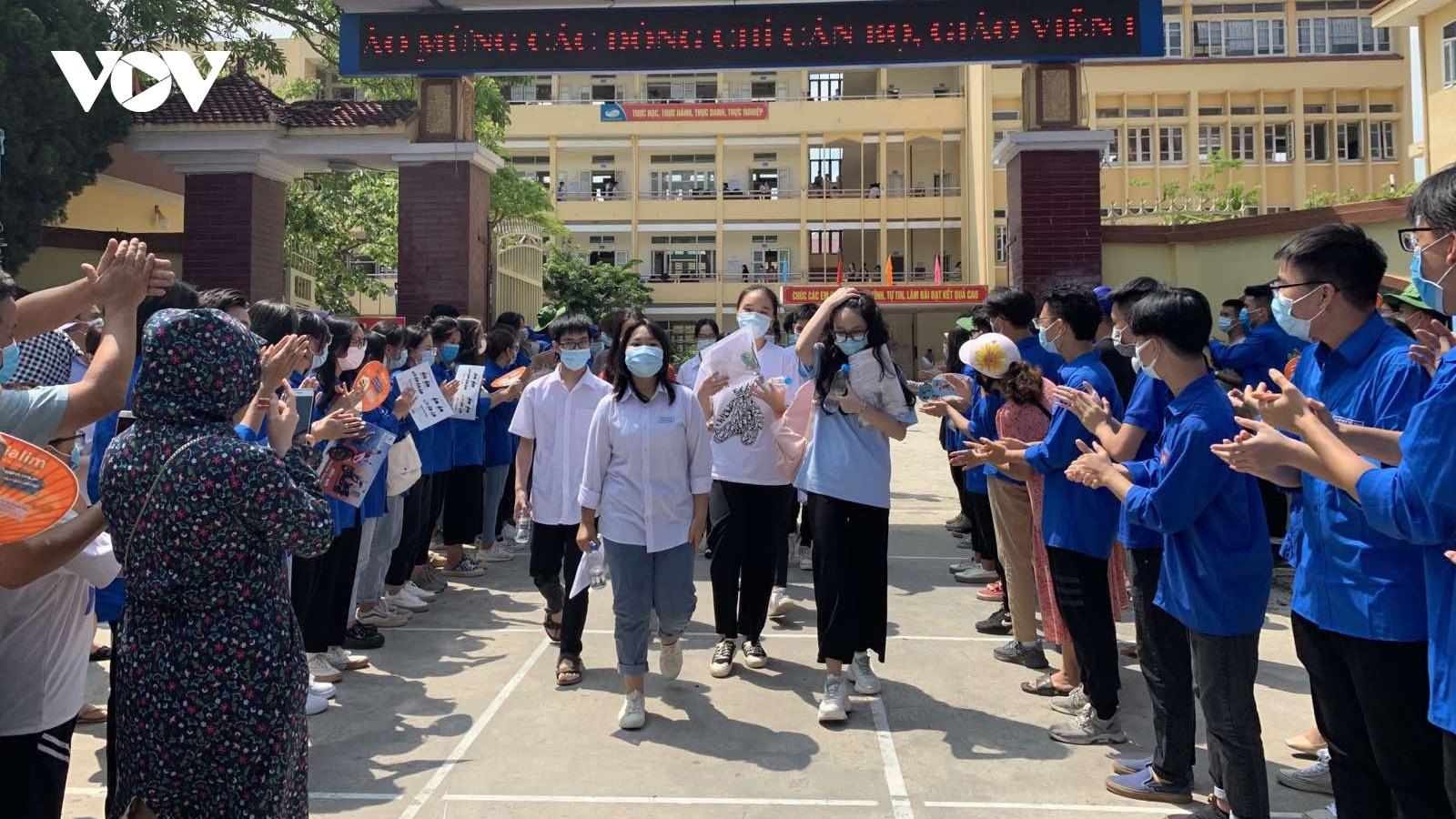 Hơn 8.600 học sinh Lạng Sơn dự thi vào lớp 10, có 1 thí sinh thi phòng riêng