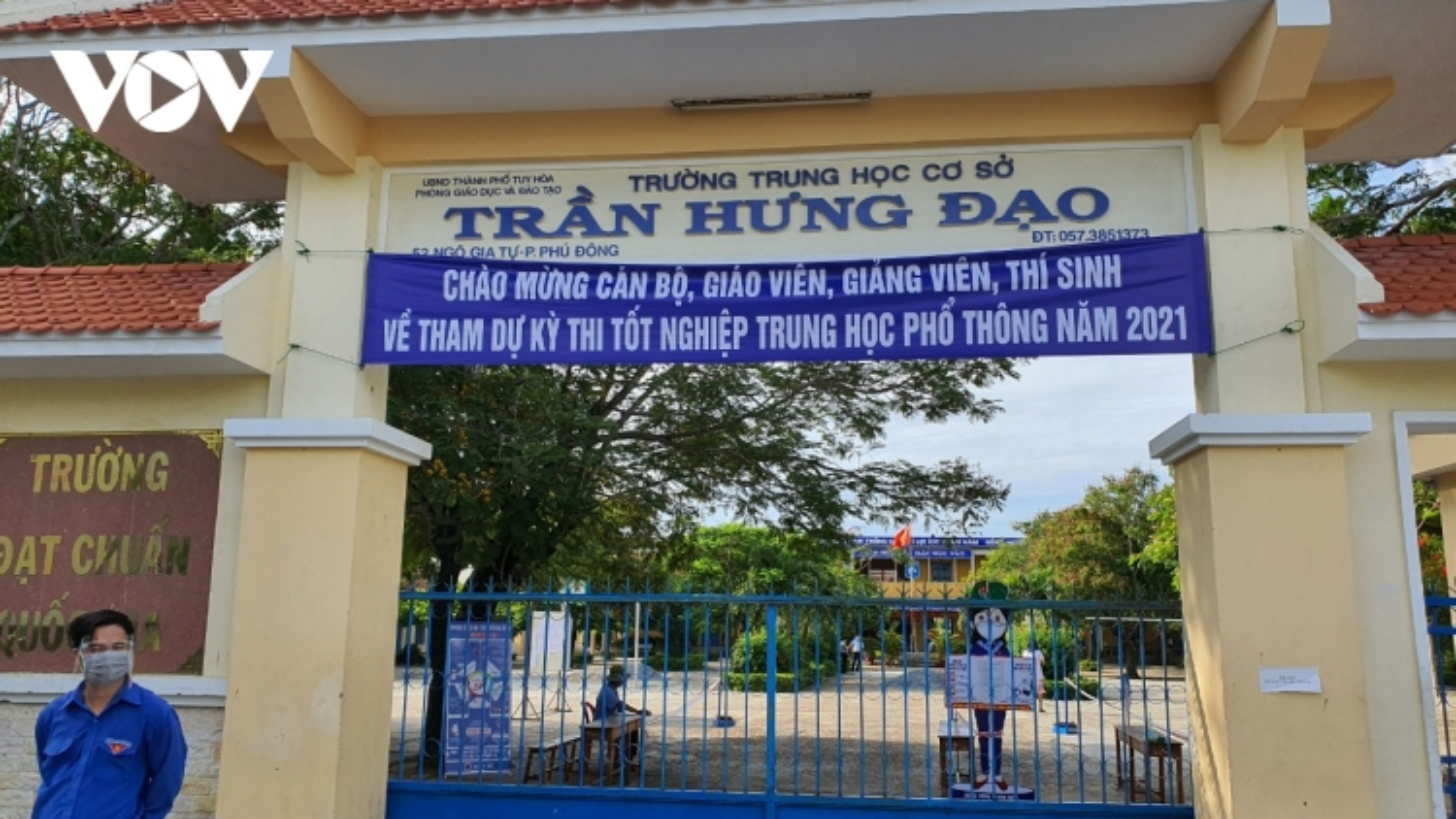Phú Yên lên tiếng về việc 2 điểm thi tốt nghiệp THPT bị huỷ
