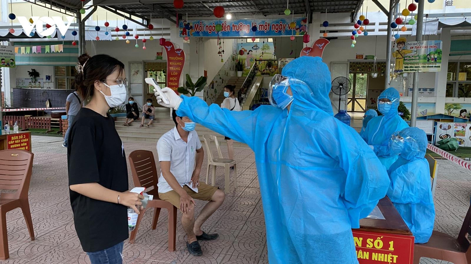 Sau 1/8, Thừa Thiên Huế tạm dừng đón công dân từ vùng dịch trở về