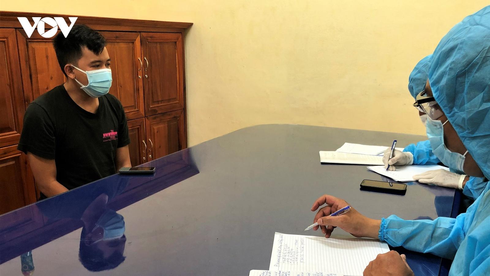 Thanh niên tại Cà Mau phát tán phiếu xét nghiệm bịa đặt bị phạt 7,5 triệu đồng