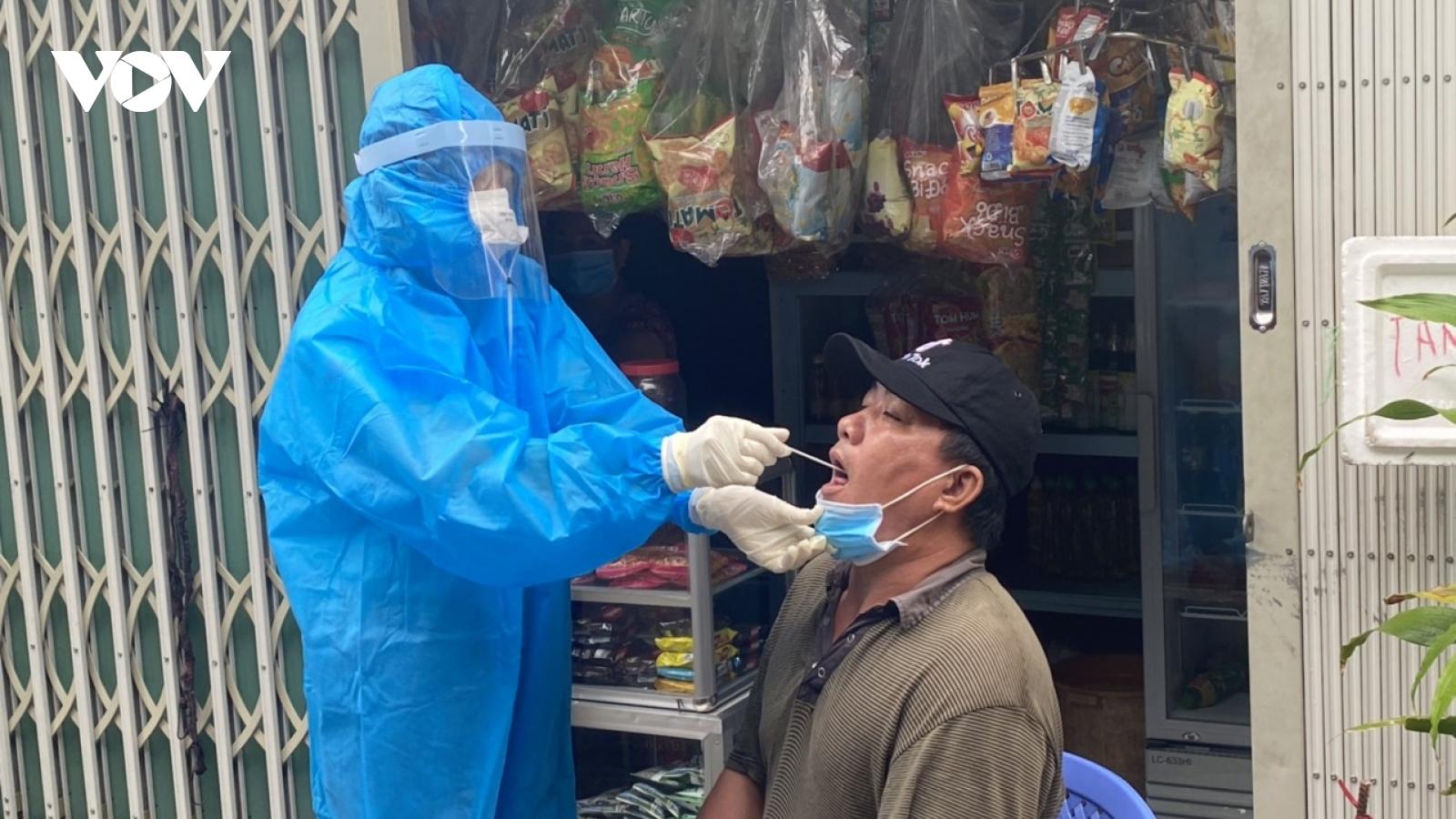 Kiên Giang xét nghiệmtoàn dân ở xã đảo Hòn Tre, phát hiện 1 trường hợp dương tính