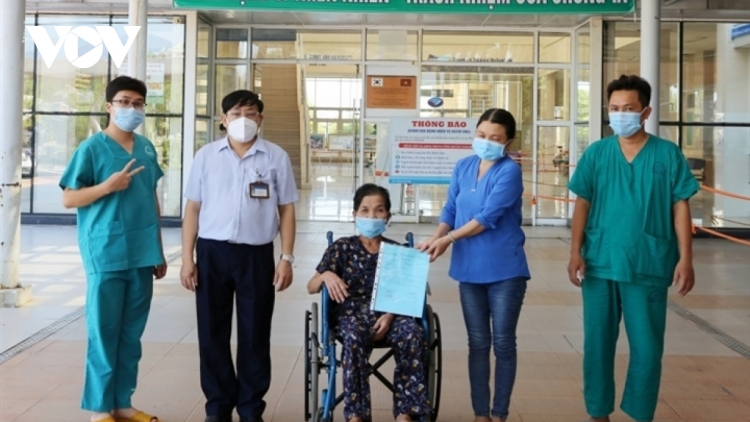 More than 2,800 COVID-19 patients in HCM City discharged from hospital