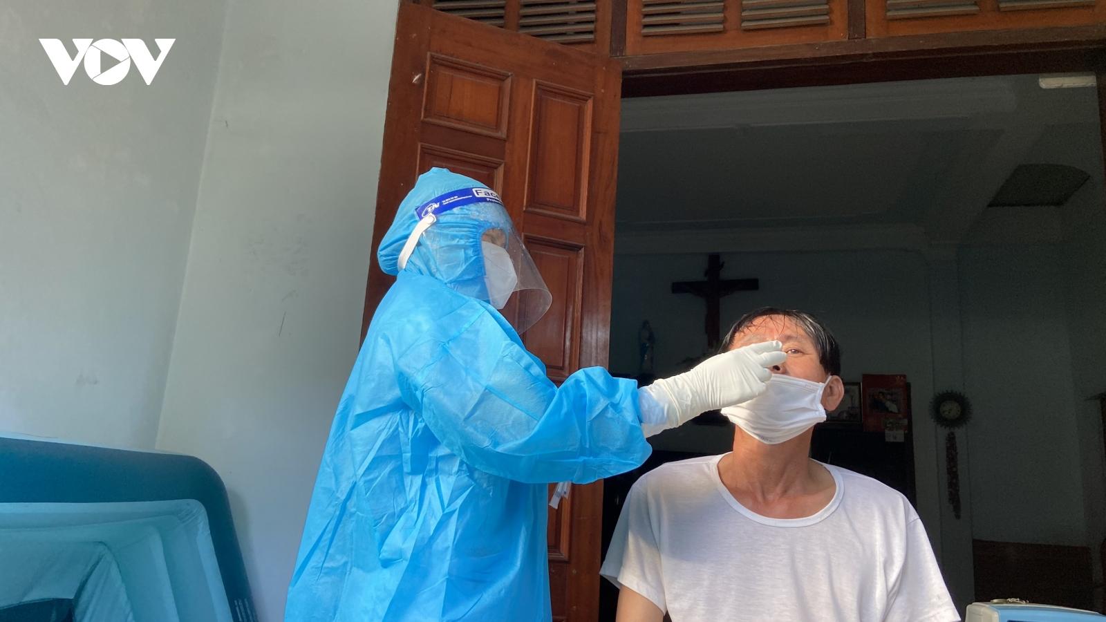 Hà Tĩnh cóthêm 2 trường hợp mắc COVID-19 liên quan đến chùm ca bệnh ở huyện Thạch Hà