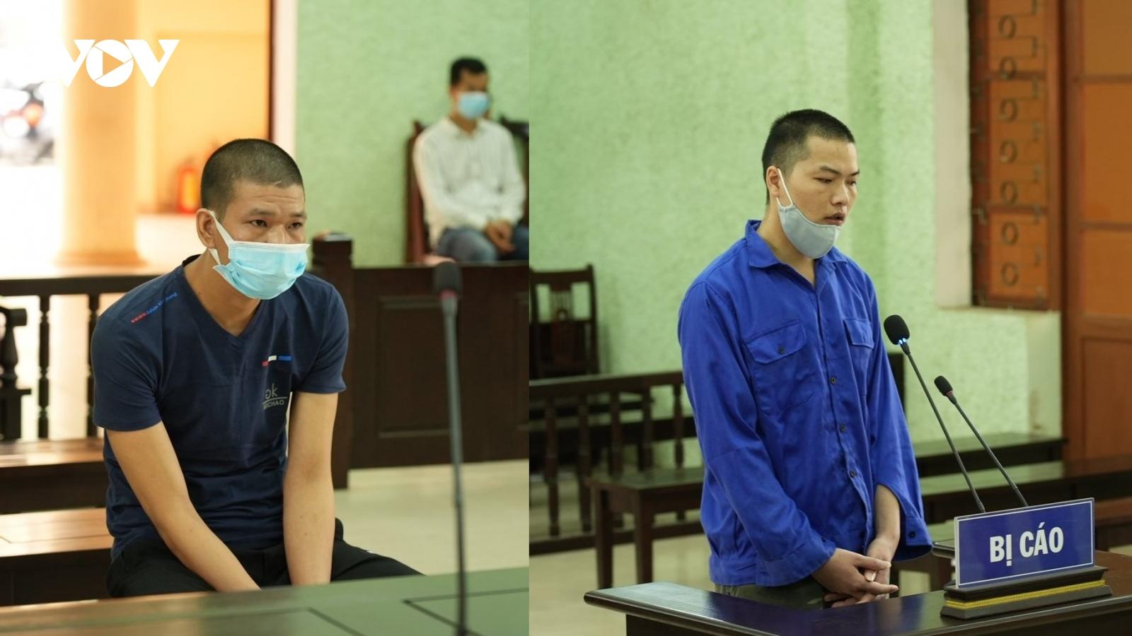 Đưa người Trung Quốc nhập cảnh trái phép, 2 thanh niên lĩnh án 33 tháng tù giam