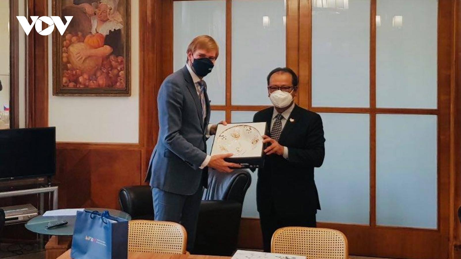 250.000 liều vaccine ngừa Covid-19 của Czech sẽ về Việt Nam trong tuần tới