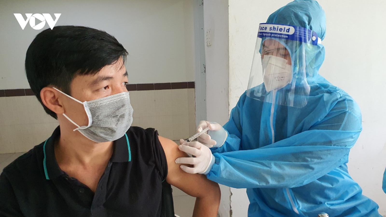 Bình Dương sẽ tiếp nhận và tiêm 1 triệu liều vaccine Vero Cell cho người dân