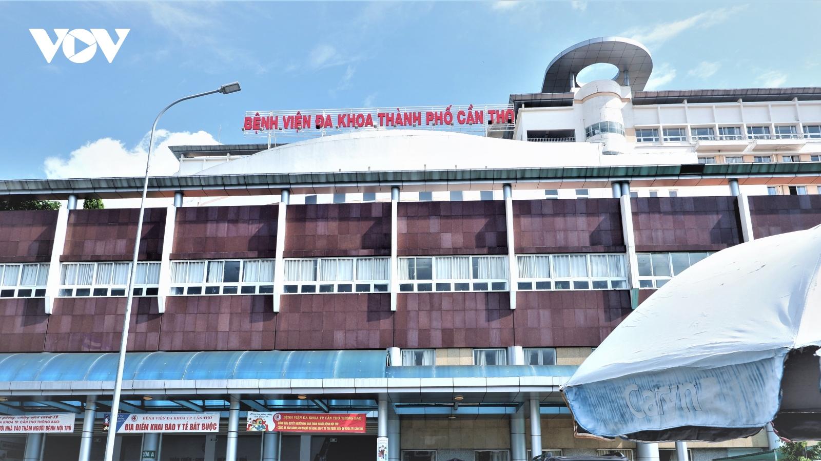 Thành lập 2 bệnh viện dã chiến tại Cần Thơ quy mô 1.200 giường