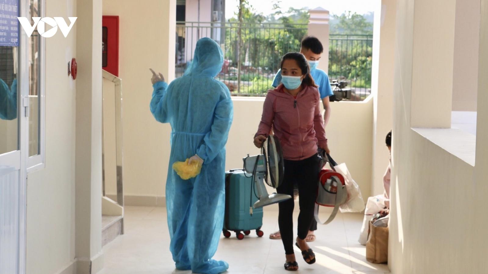 Bà Rịa - Vũng Tàu cho phép F1 cách ly tại nhà