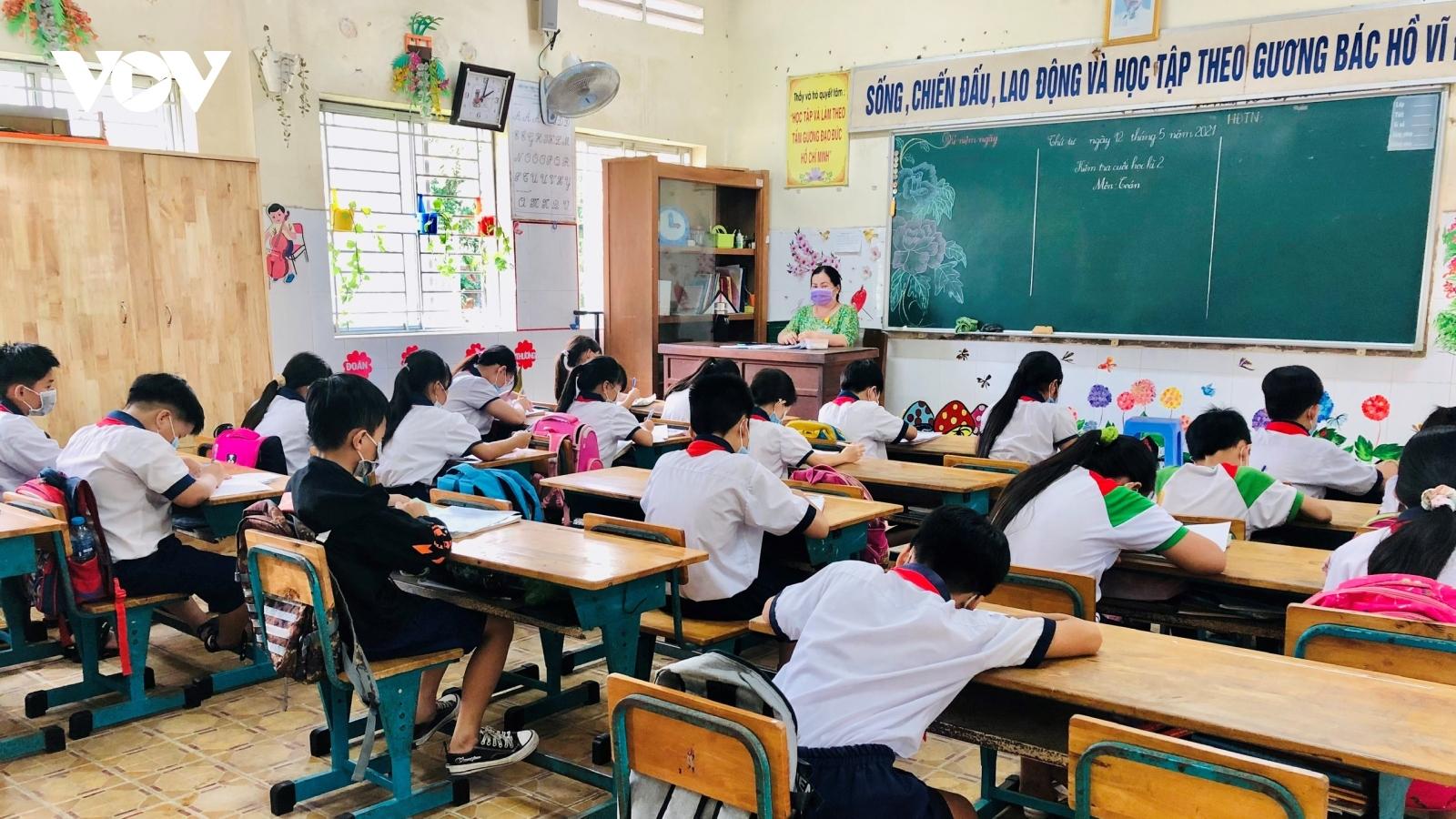 Cần Thơ dự kiến học sinh tiểu học sẽ tựu trường ngày 15/9