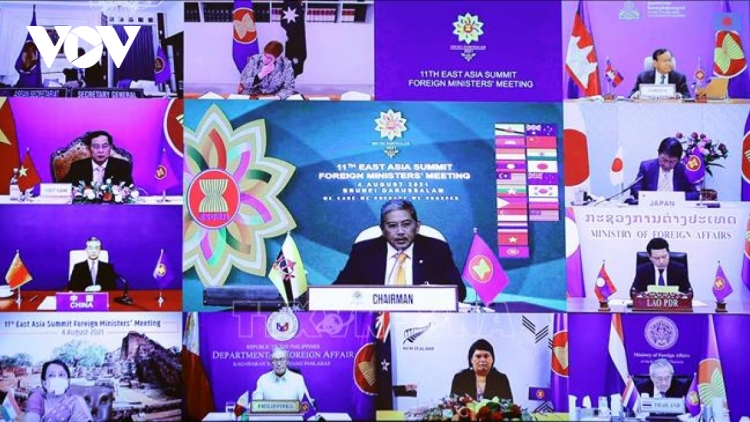 Vietnam highlights COVID-19 response at EAS Foreign Ministers' Meeting