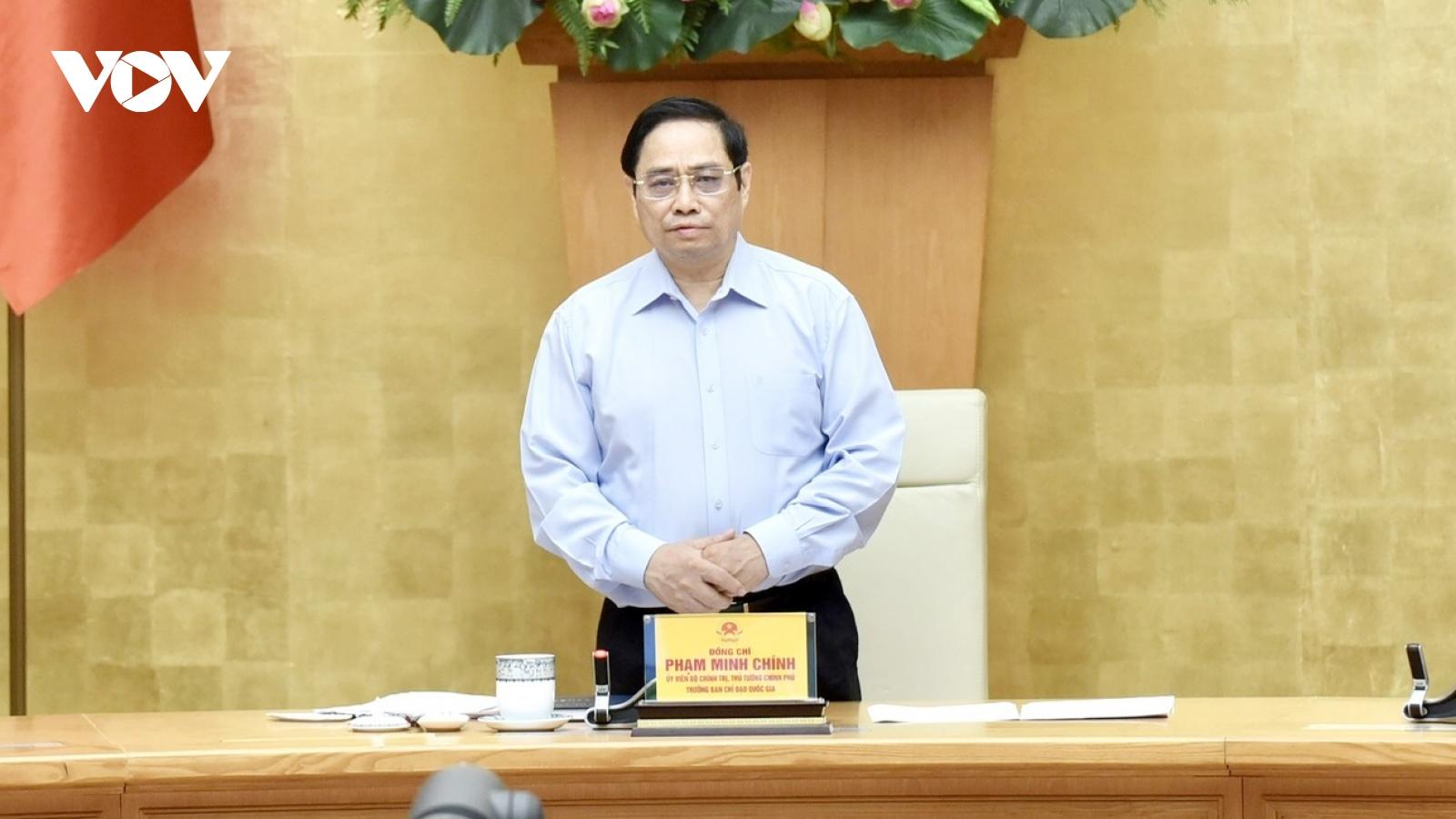 Thủ tướng: Phát huy vai trò phường, xã là pháo đài chống dịch