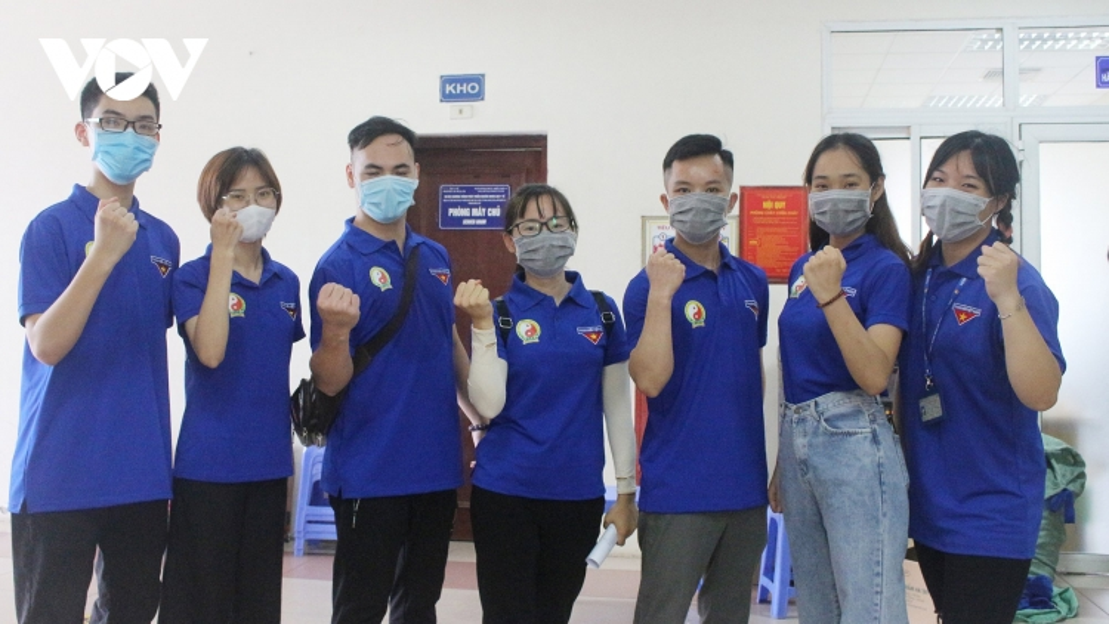 122 giảng viên, sinh viên Y Dược cổ truyền vào hỗ trợ TP.HCM chống dịch