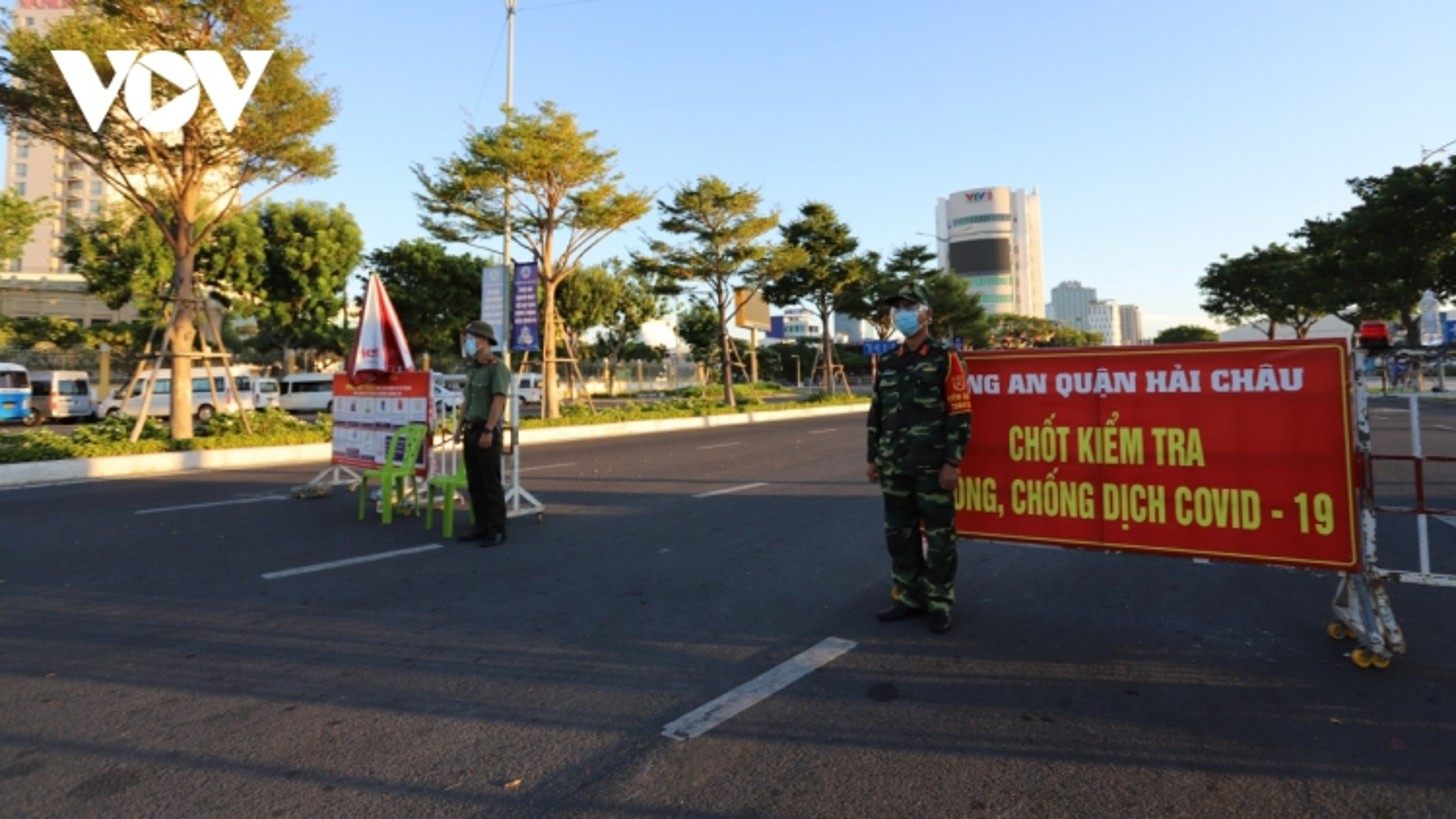 Da Nang on first day of one-week lockdown