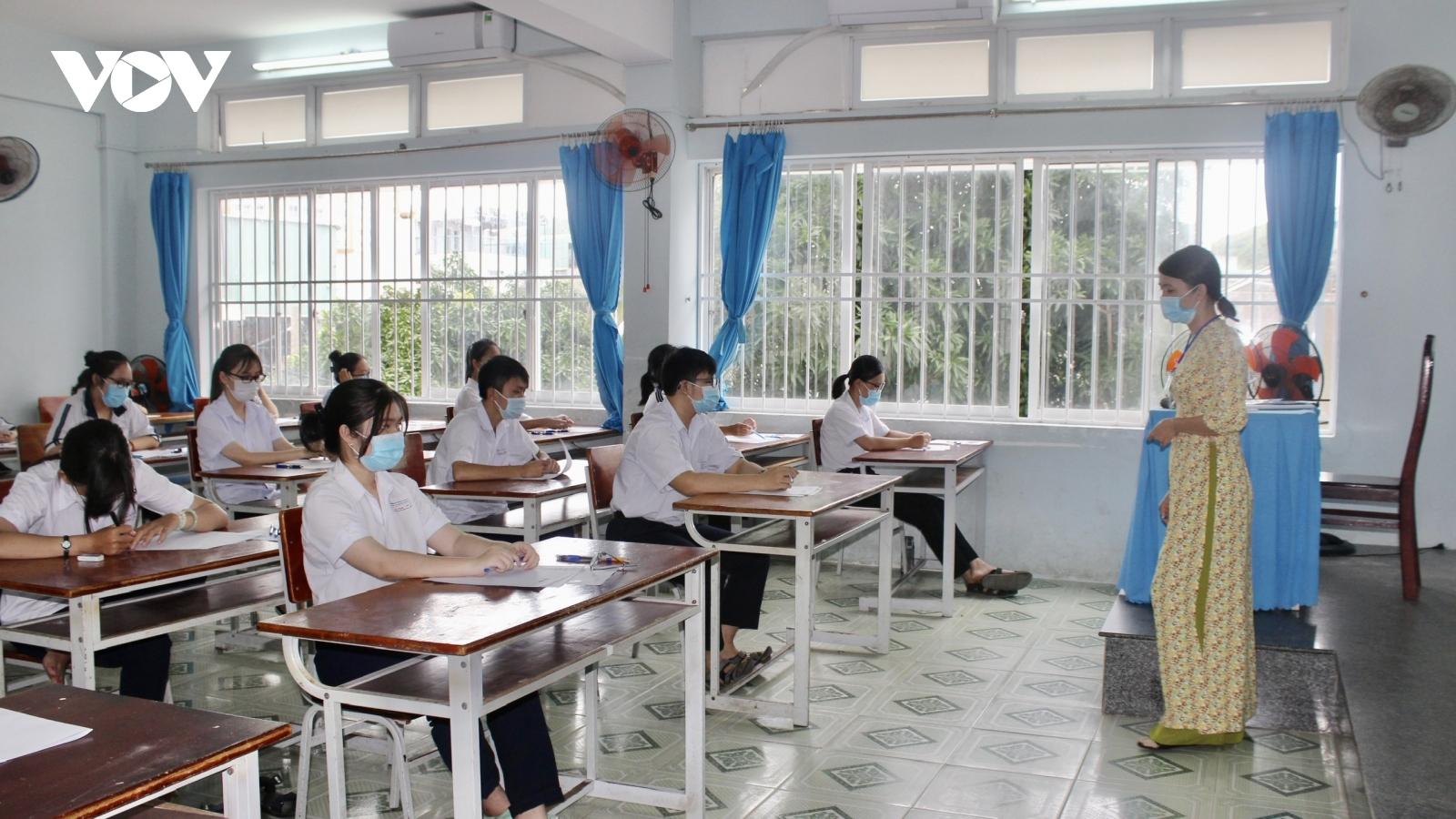 Bà Rịa-Vũng Tàu xét đặc cách cho 194 học sinh tốt nghiệp THPT