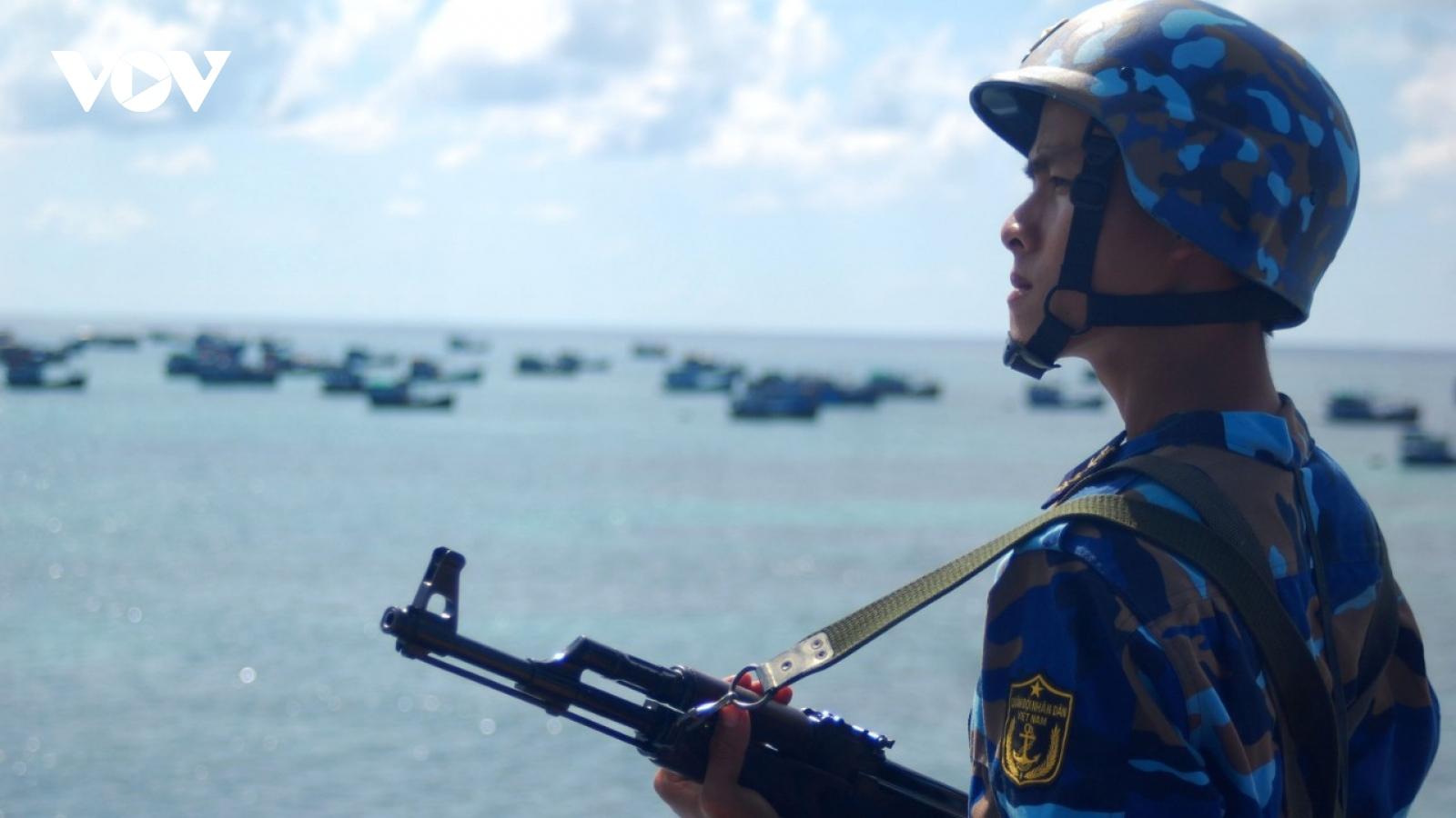 Chiến thắng trận đầu truyền lửa cho các thế hệ cán bộ, chiến sĩ Hải quân
