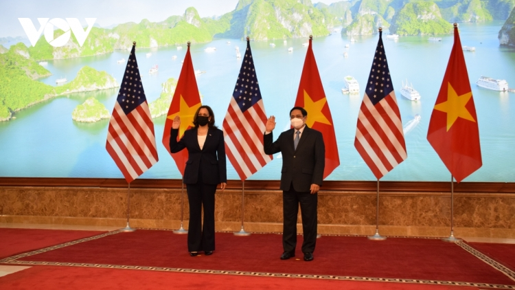 Economy-trade considered a pillar and driving force behind Vietnam-US relations