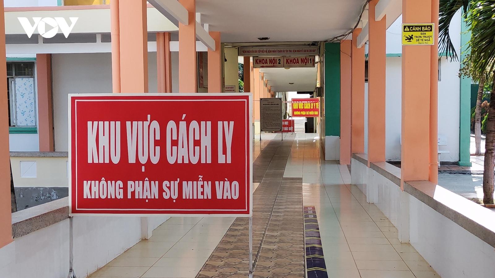 ĐắkLắkghi nhận thêm 15 trường hợp nghi nhiễm SARS – CoV -2