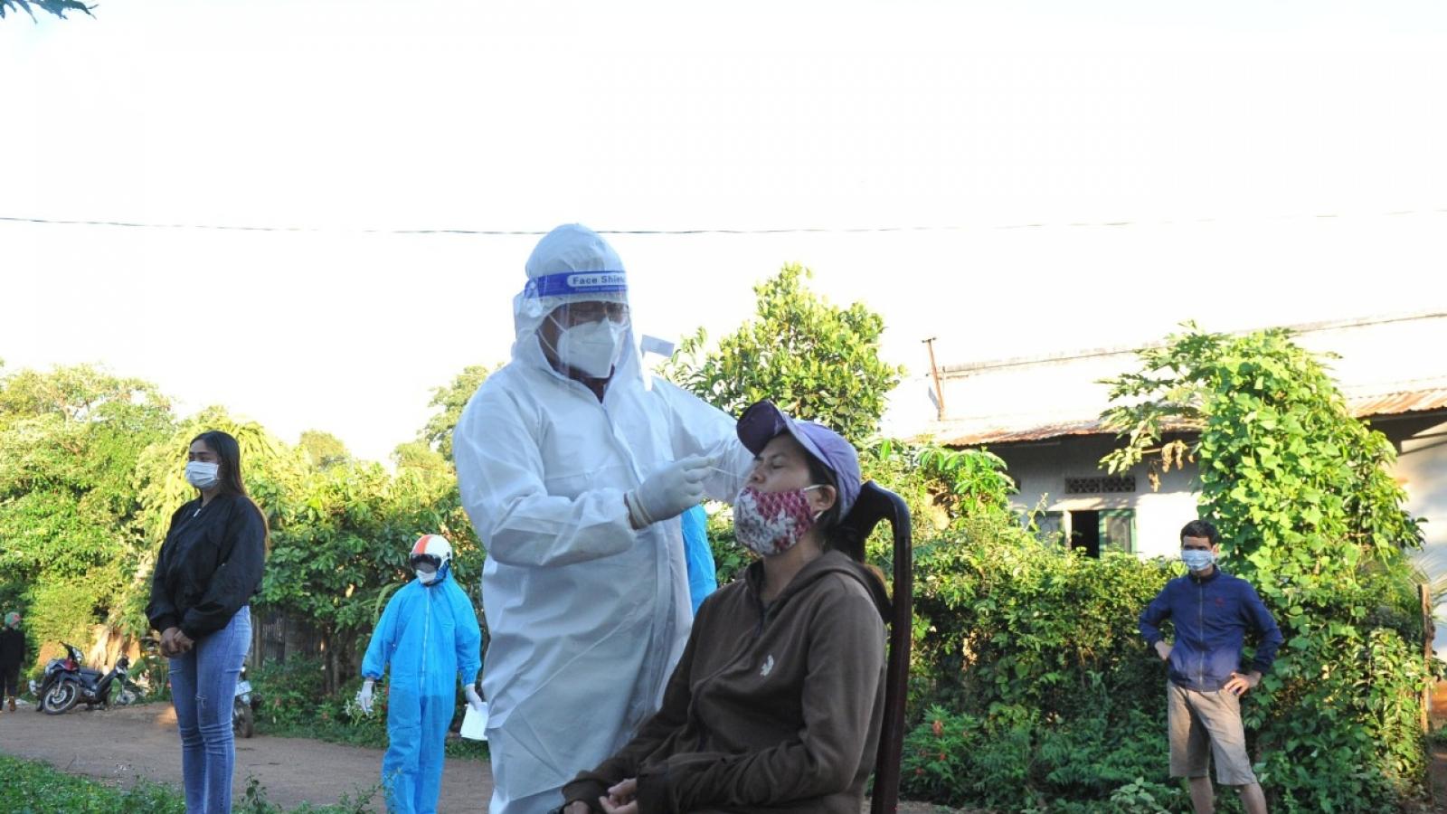Đắk Lắk: Bệnh nhân thứ 3 tử vong do COVID-19