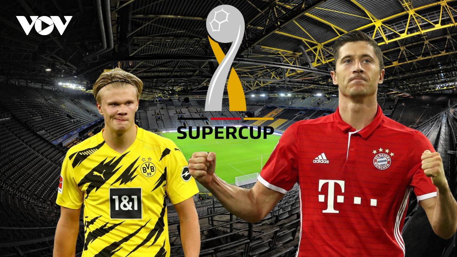 Dự đoán kết quả, đội hình xuất phát trận Dortmund - Bayern Munich