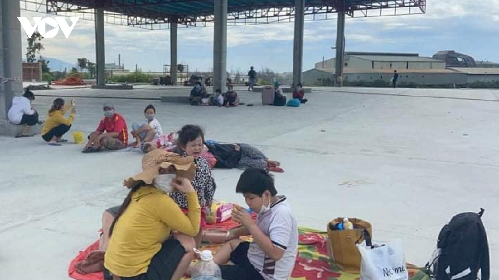 Thừa Thiên Huế tiếp nhận và đưa đi cách ly 23 công dân trở về từ TP.HCM