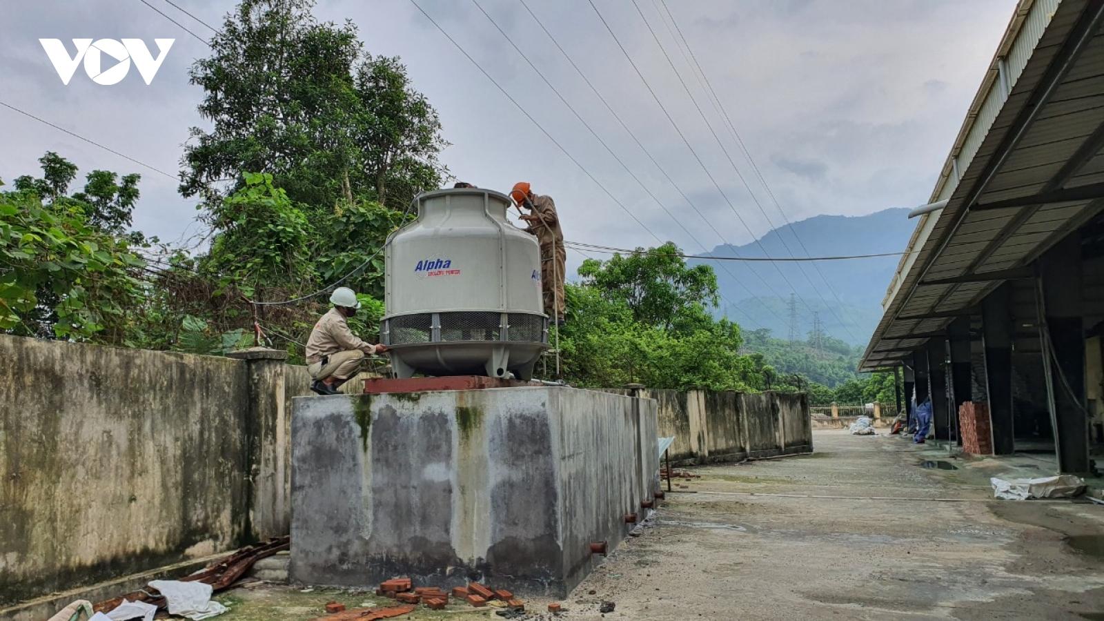 """Một số DN ở Lào Cai thực hiện mục tiêu kép nhưng """"bỏ quên"""" yếu tố môi trường"""