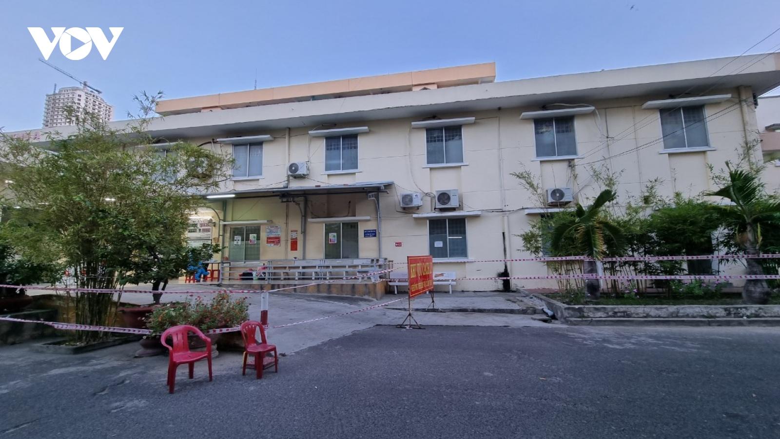 Bệnh viện Đa khoa tỉnh Khánh Hòa phong tỏa thêm Khoa cấp cứu