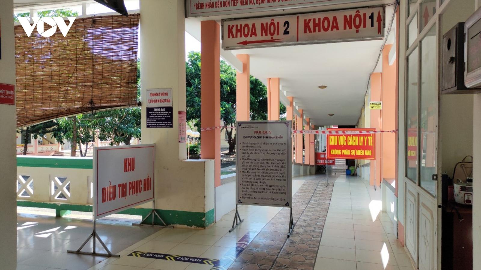 Bệnh nhân 106 tuổi tử vong ở Đắk Lắk do Covid-19