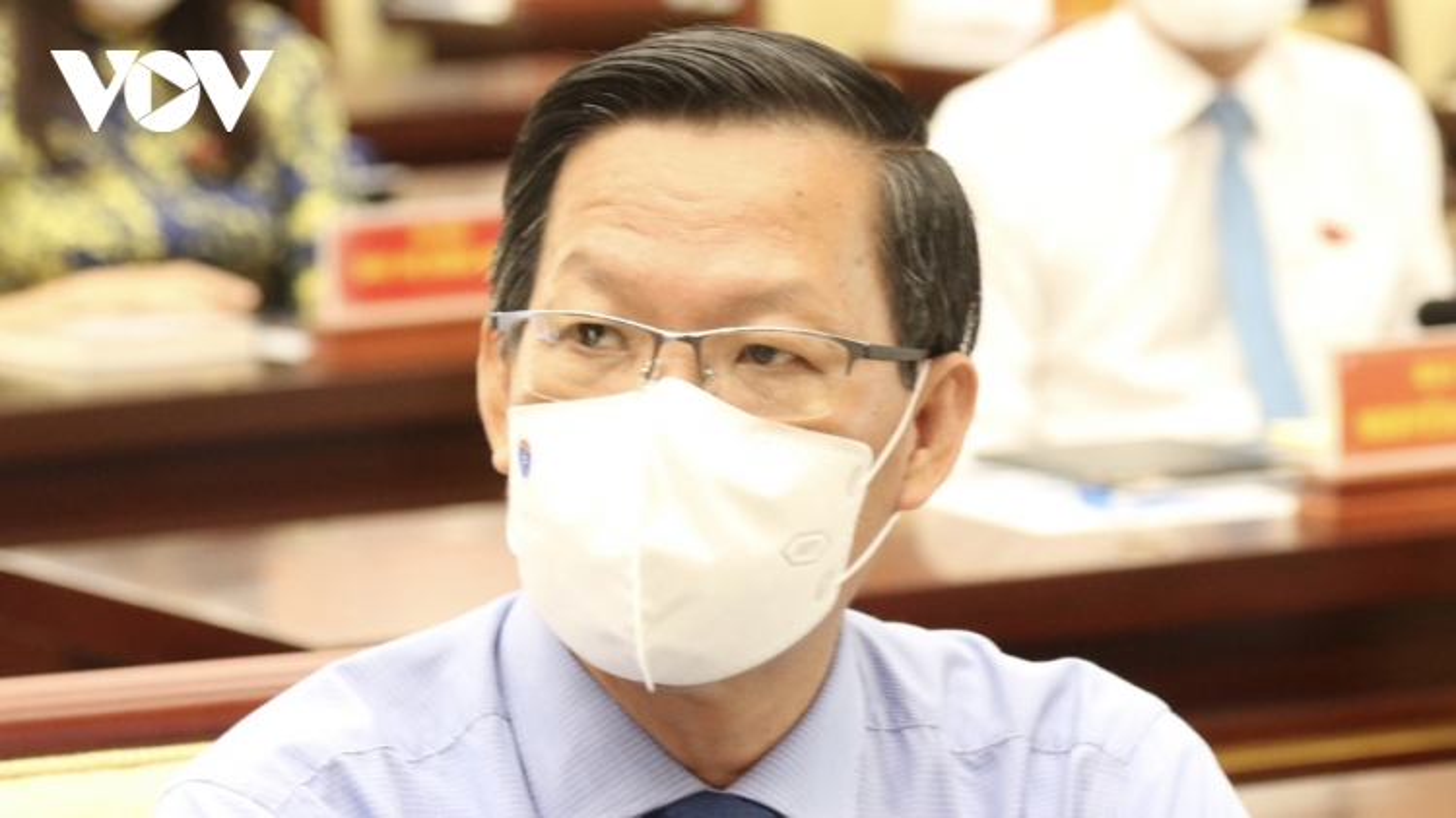 Ông Phan Văn Mãi được bầu làm Chủ tịch UBND TP.HCM nhiệm kỳ 2021 - 2026