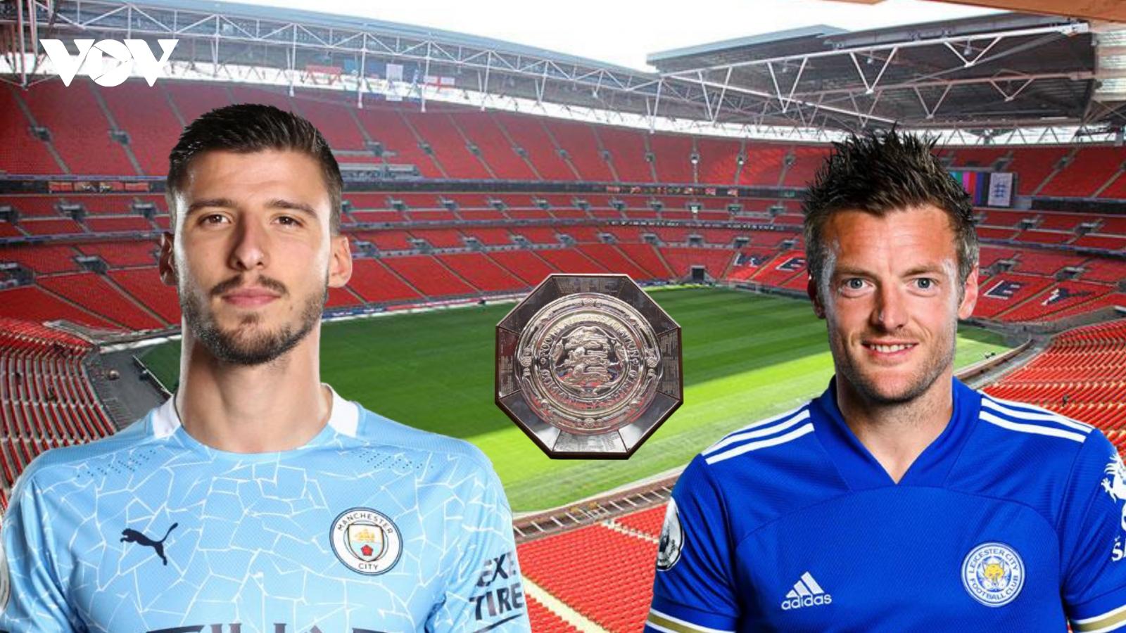 Dự đoán tỷ số, đội hình xuất phát trận Man City - Leicester