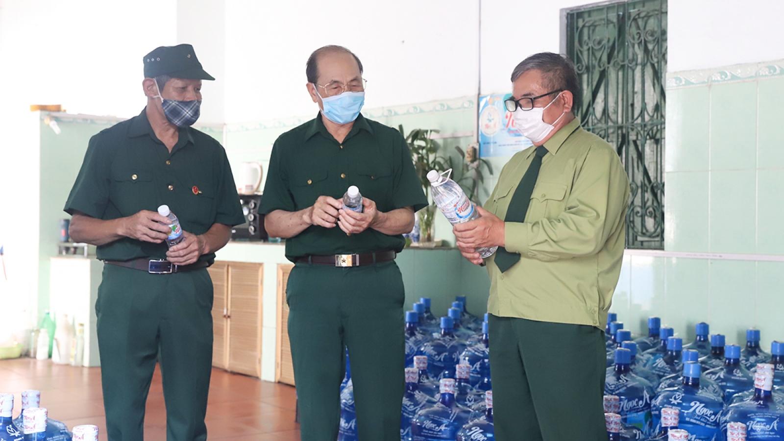 """Những thương binh """"da cam"""" giàu nghị lực, vượt khó vươn lên ở Quảng Ninh"""
