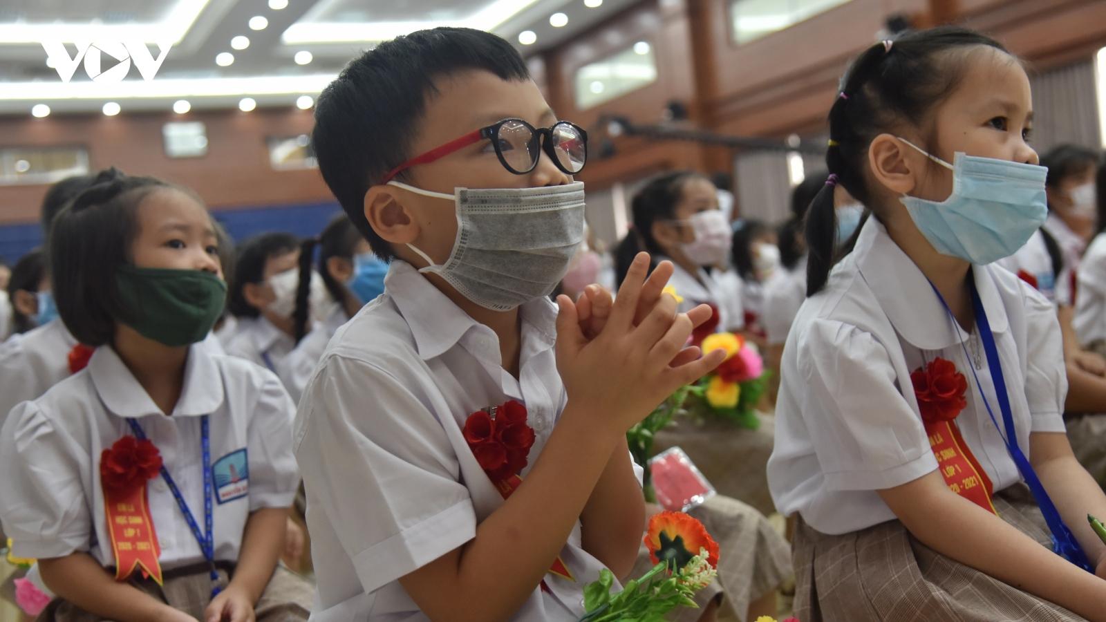 Hà Nội sẽ khai giảng năm học mới vào ngày 5/9