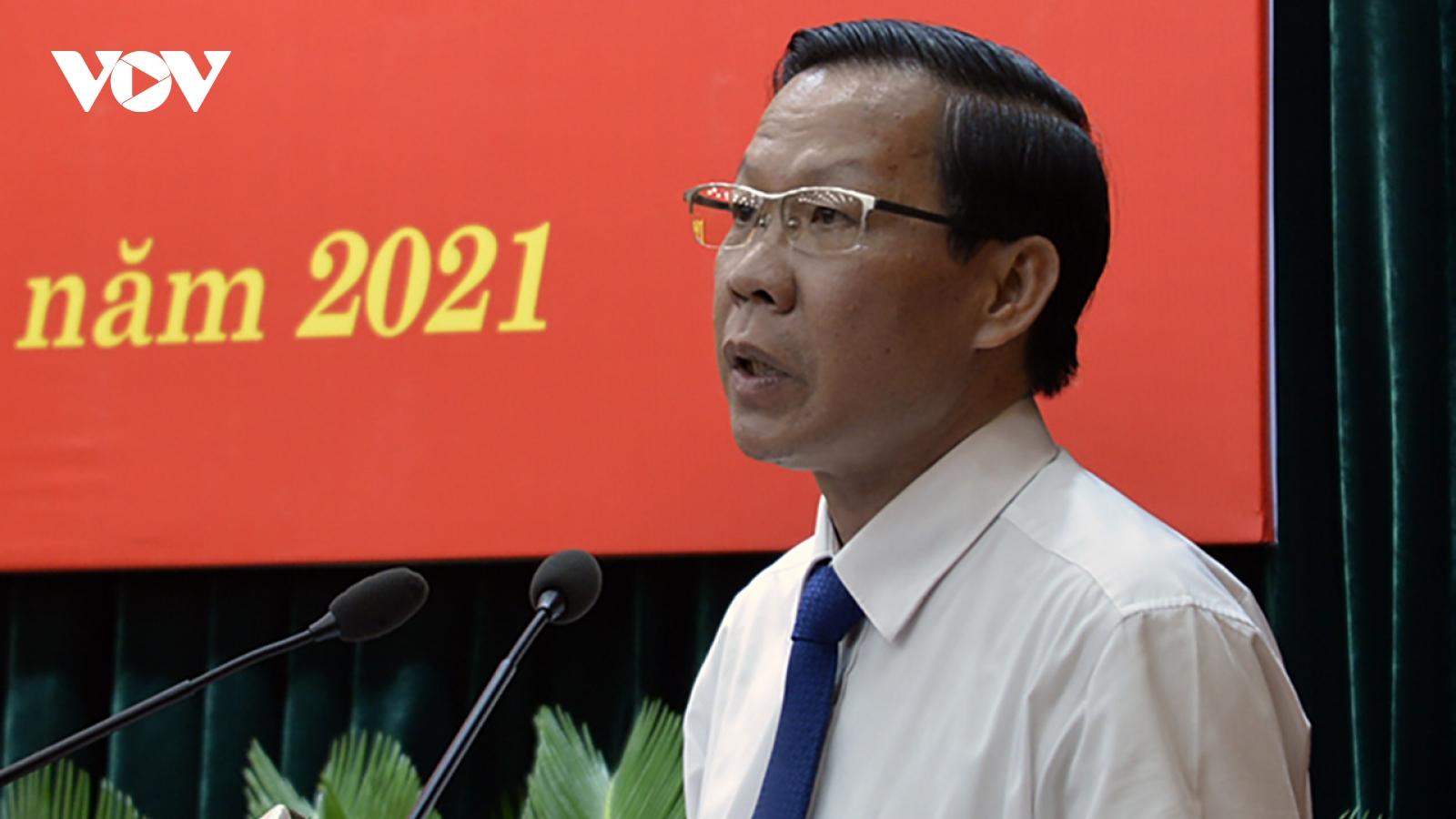 Ông Phan Văn Mãi dự kiến được giới thiệu bầu làm Chủ tịch UBND TP.HCM