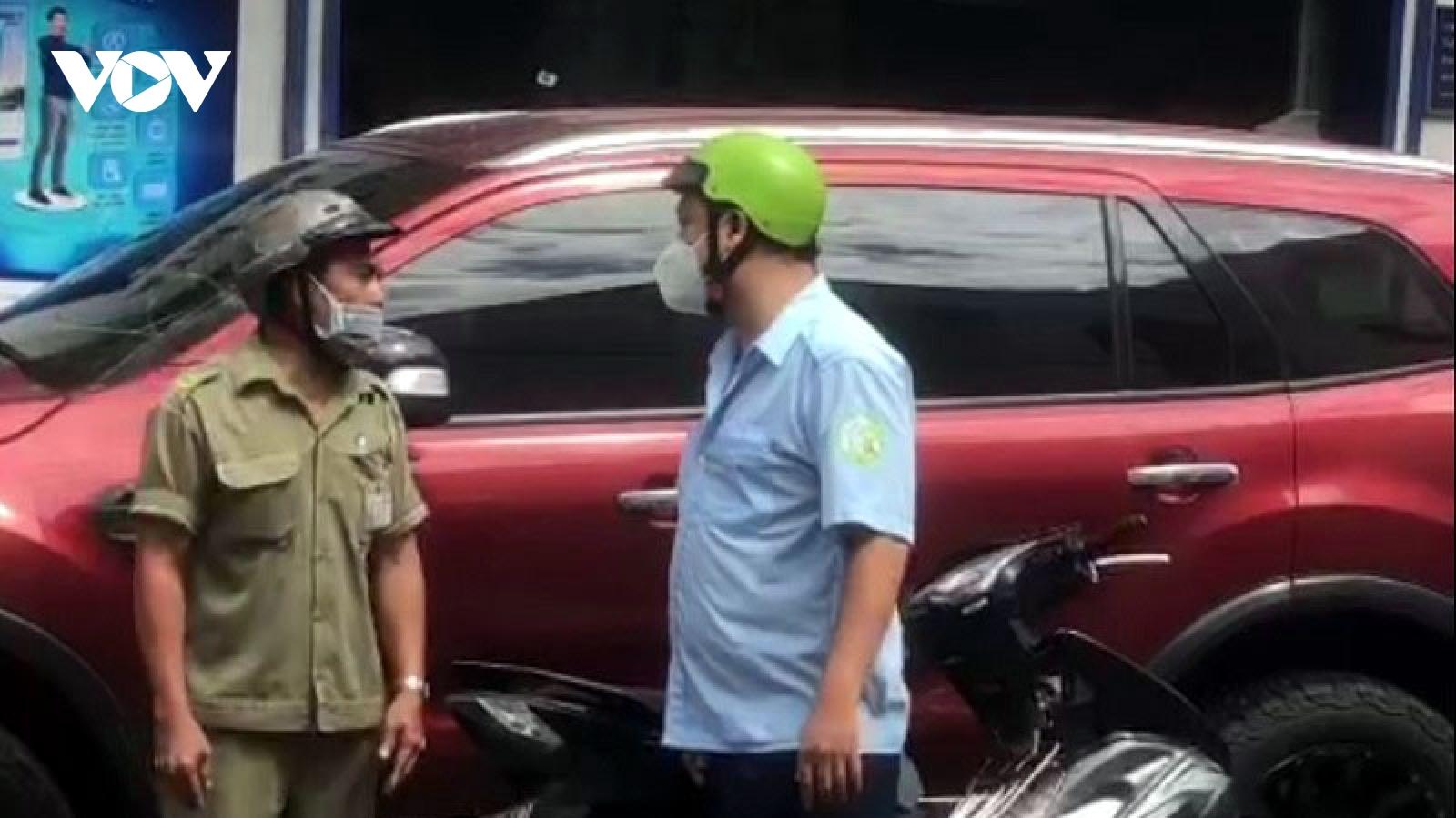 Phan Thiết xử phạt hàng trăm trường hợp vi phạm phòng chống dịch