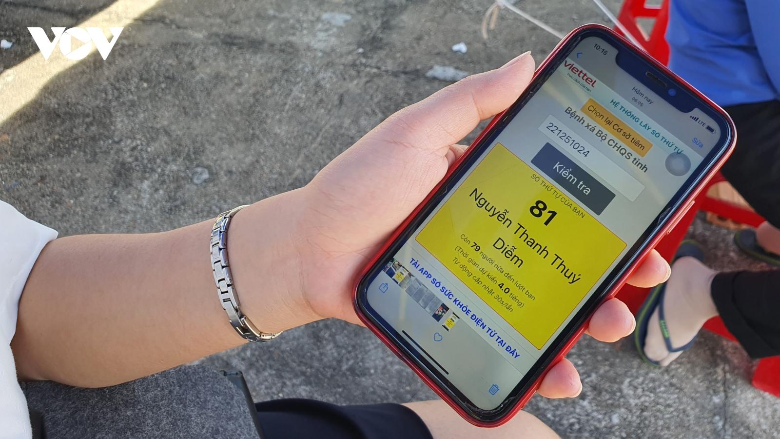 Phú Yên đẩy mạnh ứng dụng công nghệ thông tin trong phòng chống dịch