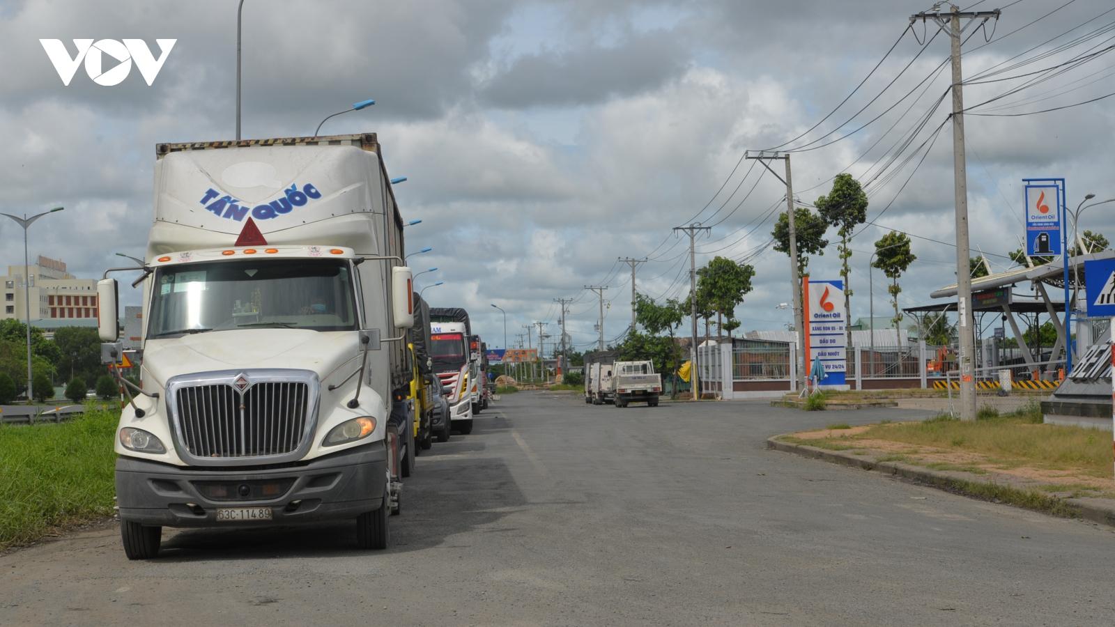 Vận chuyển hàng hóa qua địa bàn Cần Thơ không đi qua Quốc lộ 91 và Quốc lộ 91B