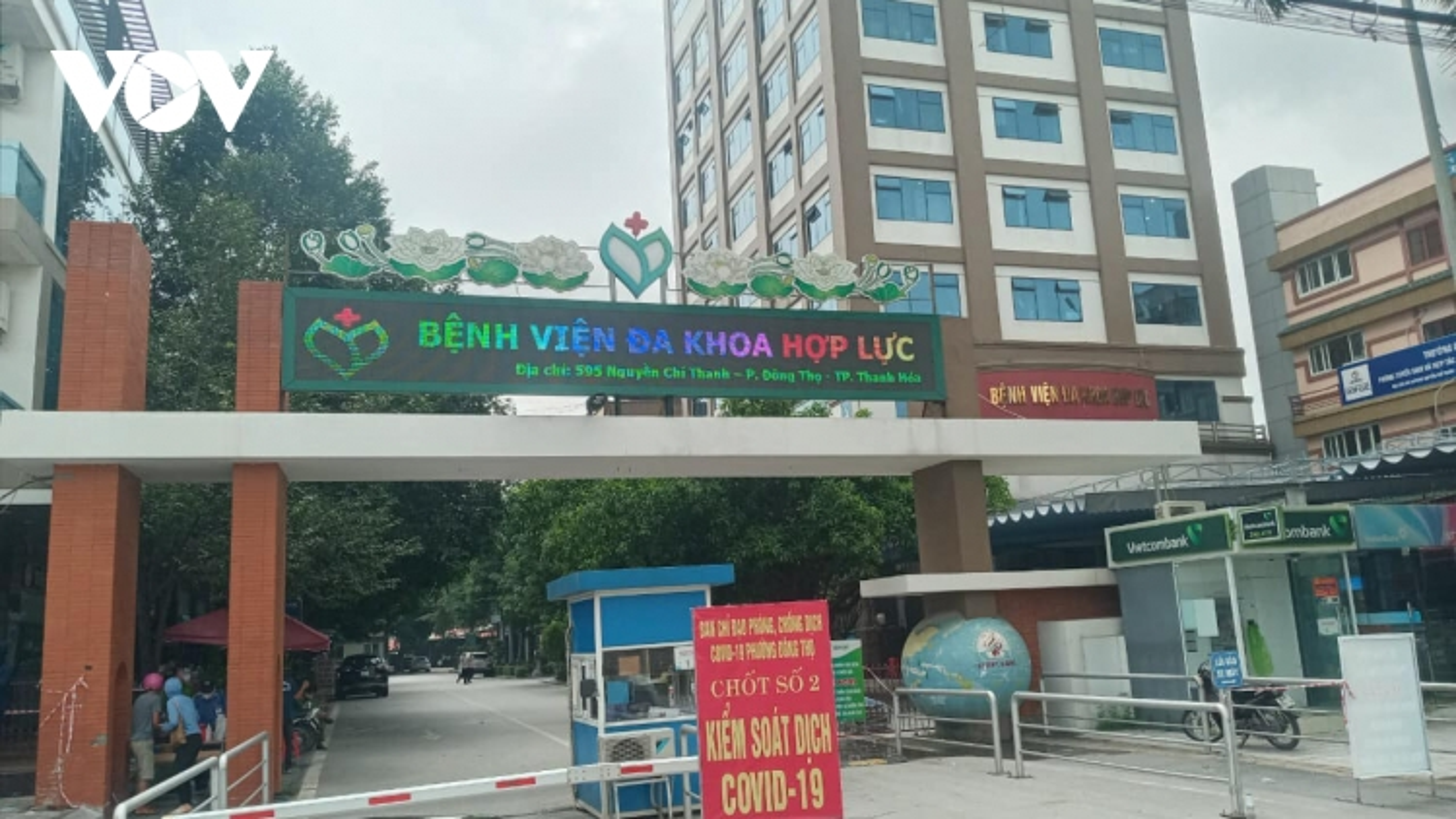 Thanh Hoá: Xuất hiện ổ dịch mới tại Bệnh viện tư có hơn 2.000 cán bộ, nhân viên