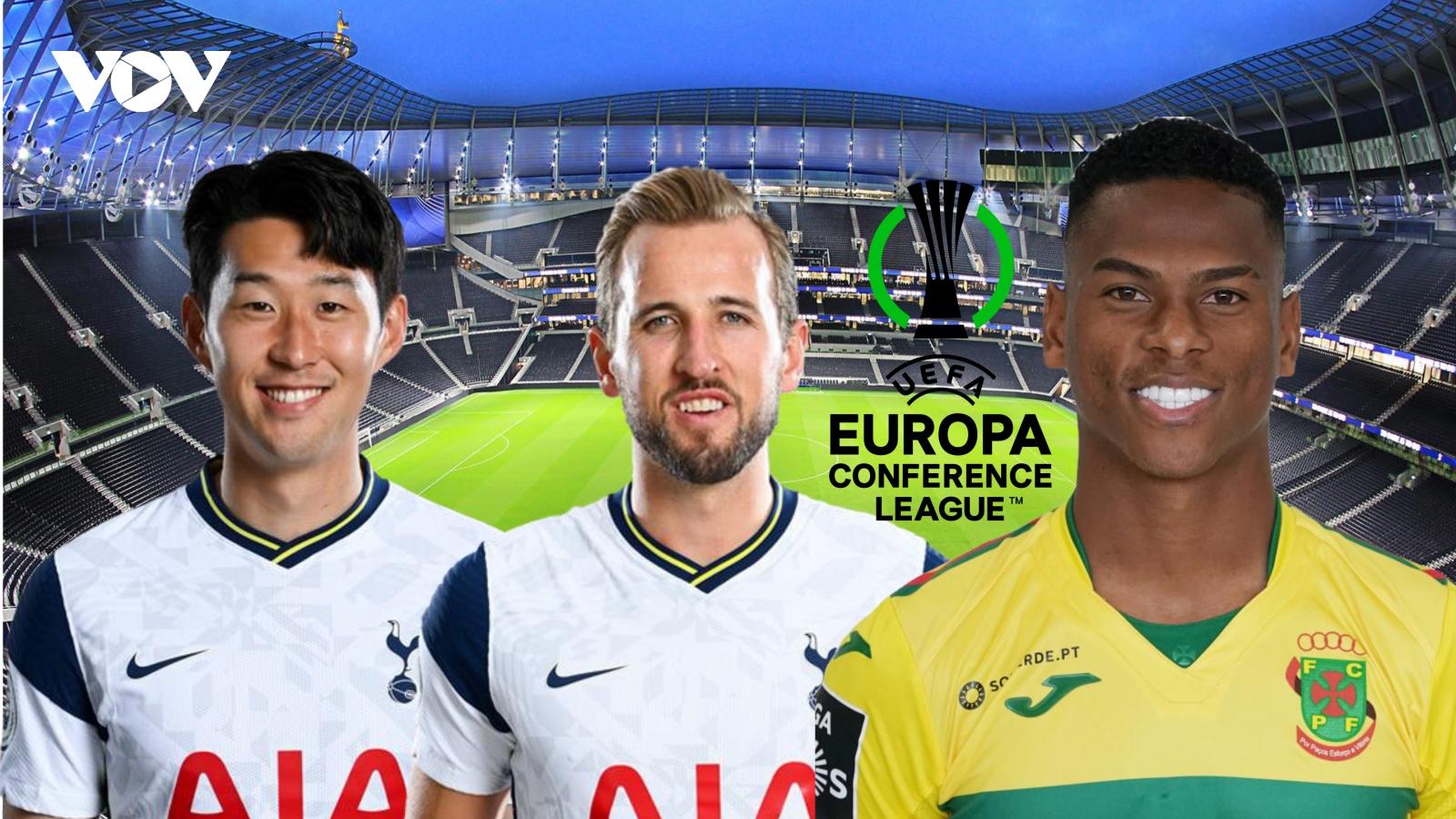 Dự đoán kết quả, đội hình xuất phát trận Tottenham - Pacos Ferreira