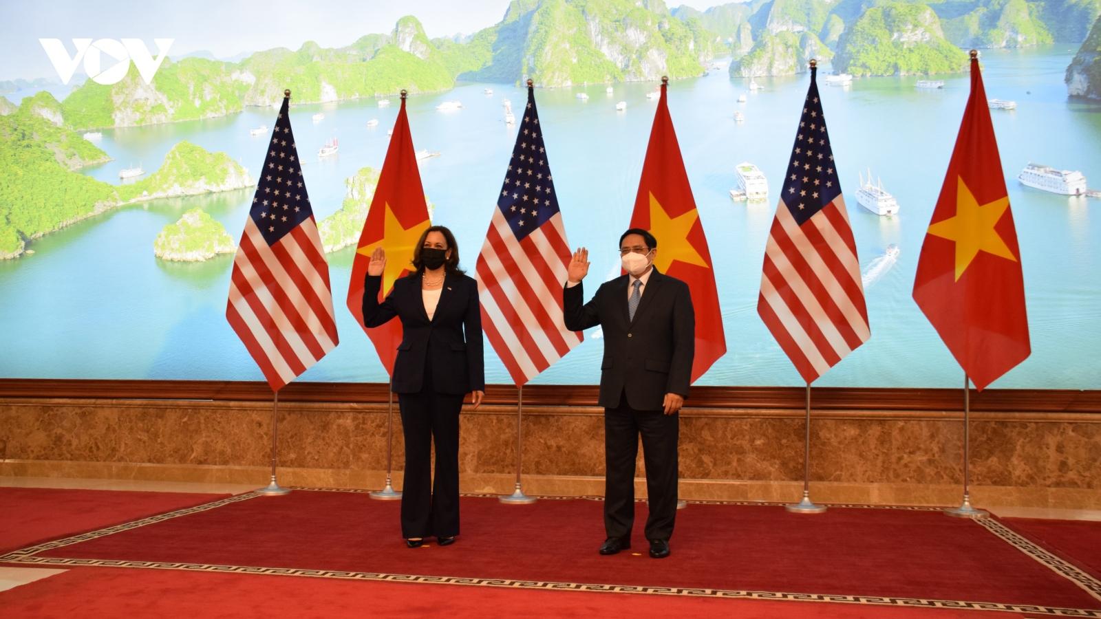 Kinh tế - thương mại là trụ cột và động lực của quan hệ Việt Nam – Hoa Kỳ