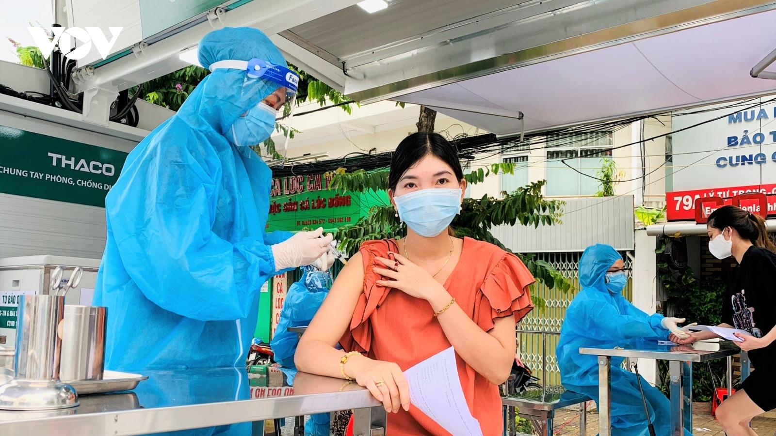 Vẫn còn một số nơi tiến độ tiêm vaccine Covid-19 còn chậm, chưa nỗ lực